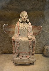 Lady of Baza