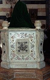 Saladin's tomb in Damascus