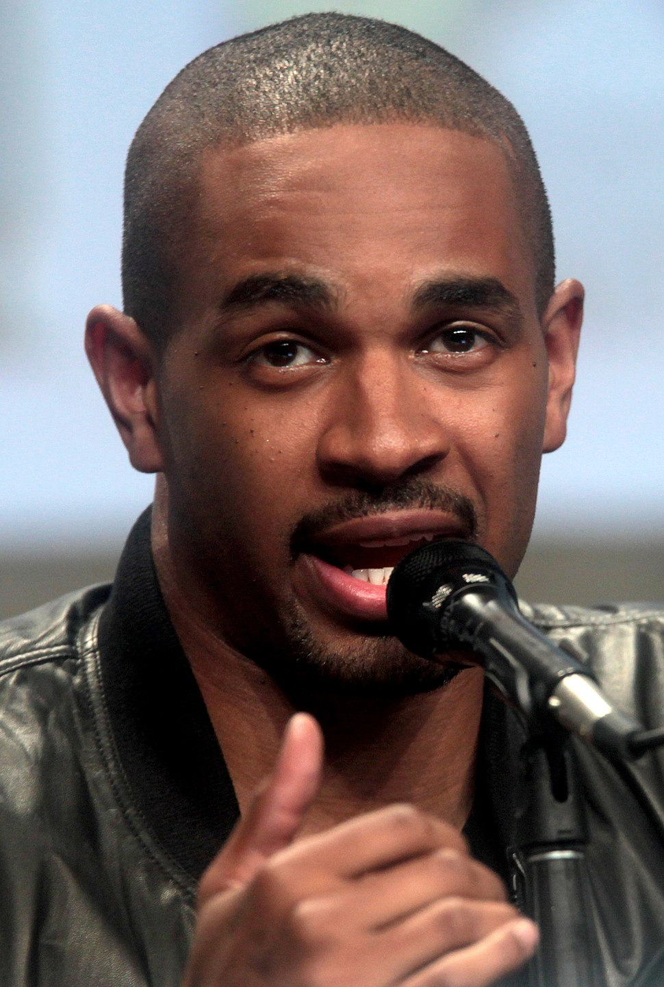 Damon Wayans, Jr. SDCC 2014