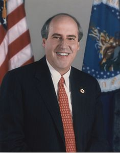 Dan Glickman, 26th Secretary of Agriculture, January 1995 - 2001. - Flickr - USDAgov.jpg