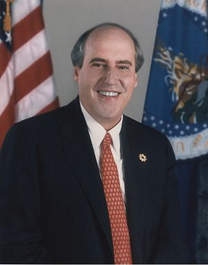 Dan Glickman - Image: Dan Glickman, 26th Secretary of Agriculture, January 1995 2001. Flickr USD Agov