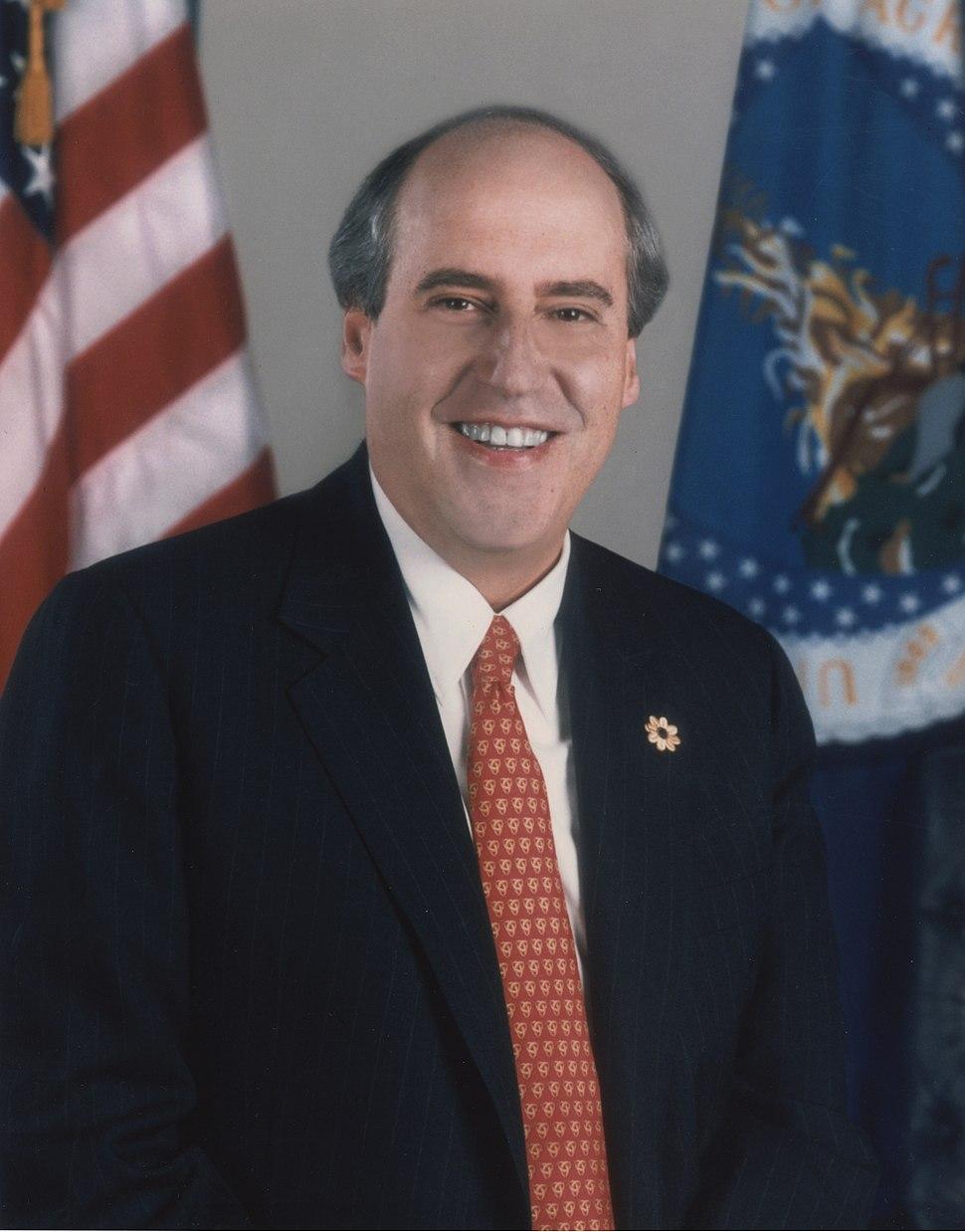Dan Glickman, 26th Secretary of Agriculture, January 1995 - 2001. - Flickr - USDAgov