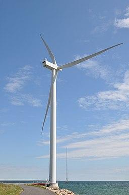 Danish wind turbine
