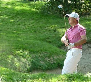 Darren Fichardt South African professional golfer