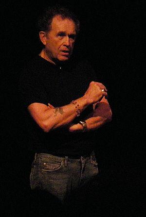 Darryl Ponicsan - Ponicsan in 2008