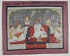 Daulat Rao Sindhia - Image: Daulat Rao Scindia