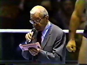 Dave Zinkoff - Zinkoff in Philadelphia, taken June 1982.