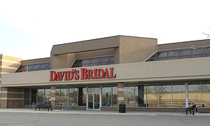 David's Bridal - David's Bridal shop, Ann Arbor, Michigan
