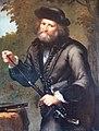 David Klöcker Ehrenstrahl - Portret van Per Andersson Frestare (1642-1716) - NMStrh 22 - Nationalmuseum.jpg