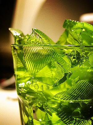 Jell-O - Lime Jell-O