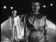the day the earth stood still theme