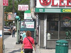 DeKalb Avenue (BMT Canarsie Line) - Street entrance