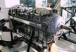 De Havilland Gypsy Queen 70 Mk. 2 engine - Evergreen Aviation & Space Museum - McMinnville, Oregon - DSC00497.jpg
