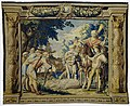 De dood van een aan Artemis gewijde hinde De geschiedenis van Iphigenia en Orestes (serietitel), BK-1955-100-A.jpg