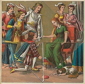 Dean & Son - Image: Dean & Son Cinderella surpise picture book