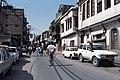 Decumanus, Damascus (دمشق), Syria - Street scene - PHBZ024 2016 0078 - Dumbarton Oaks.jpg