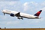 Delta Air Lines, N701DN, Boeing 777-232 LR (45223722452).jpg