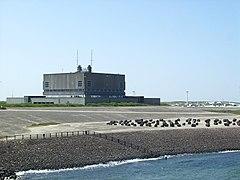 Deltawerke-Oosterschelde-Sturmflutwehr Kontrollzentrum.jpg