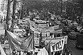 Demonstratie tegen Franco bewind in Spanje, in Amsterdam, Bestanddeelnr 922-1061.jpg