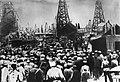 Demonstration at the Baku oil fields in 1919.jpg