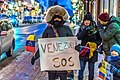 Demonstrations and protests in Venezuela in 2019 in Quebec city, Canada 01.jpg