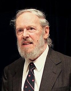 Dennis Ritchie American computer scientist