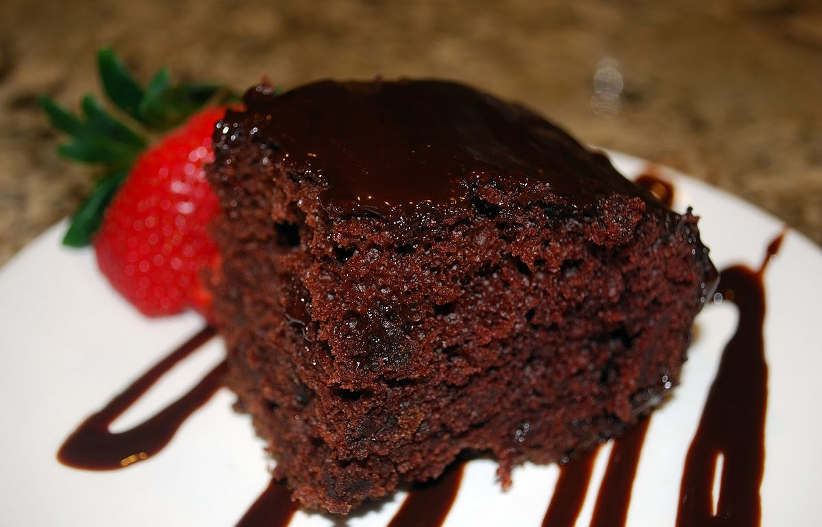 Chocolate And Date Cake Recipe