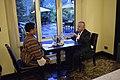 Deputy Secretary Sullivan Participates in an Interview with Kuensel Newspaper (48534240777).jpg