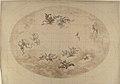 Design for an Oval Ceiling, probably for Pless Residence MET 67.827.152.jpg