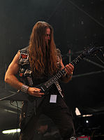 Deströyer 666 at Party.San Metal Open Air 2013 12.jpg