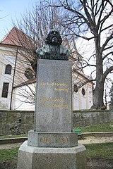 Busta Jana Amose Komenského
