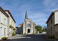 Deviat 16 Rue&façade église 2014.jpg