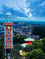 Dharan Clock tower.jpg