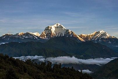 Dhaulagiri from Ghorepani.jpg