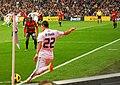 Di Maria al corner - Real Madrd vs Real Mallorca.jpg
