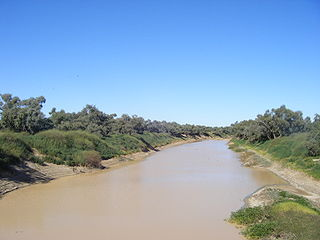 Diamantina River river in Australia