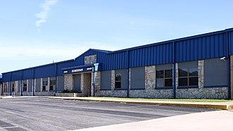 Dickson, Oklahoma - Dickson Elementary School