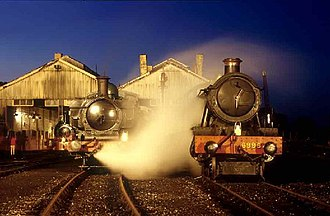 Didcot Railway Centre - Didcot Railway Centre, Oct 2001