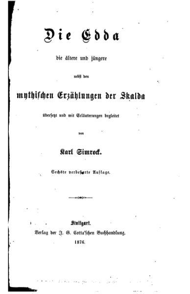 File:Die Edda (1876).djvu