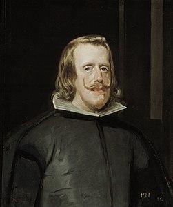 Ritratto di Filippo IV di Diego Velázquez