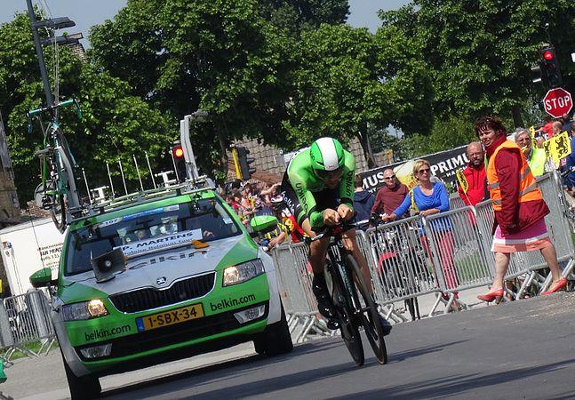 Diksmuide - Ronde van België, etappe 3, individuele tijdrit, 30 mei 2014 (B126).JPG