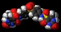 Diucifon molecule spacefill.png