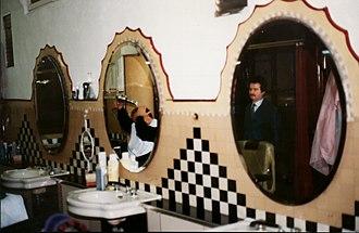 Albergo diurno Venezia - Image: Diurno venezia barbiere
