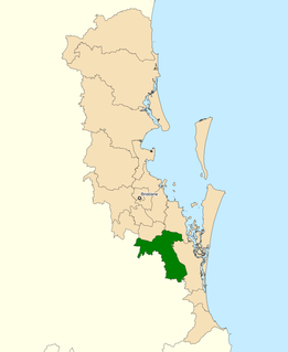 Division of Forde Australian federal electoral division