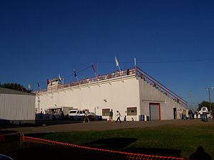Dodge County, Wisconsin - Dodge County Fairgrounds