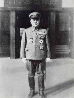 Kenji Doihara Japanese general