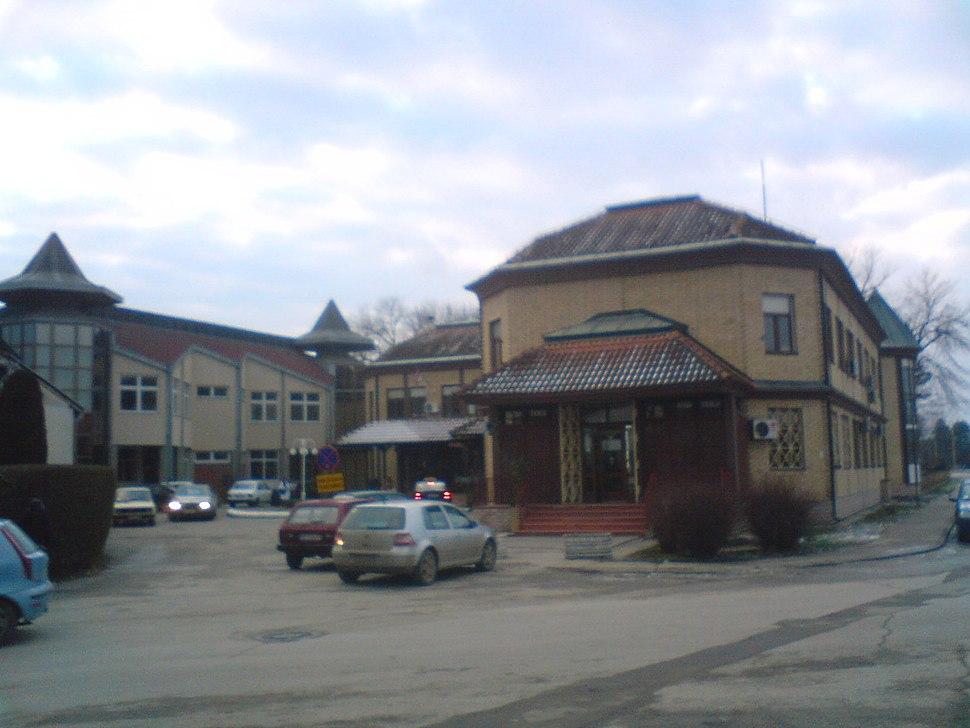 Dom zdravlja u Batocini