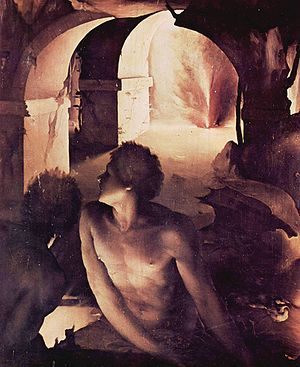 Afterlife - Domenico Beccafumi's Inferno: a Christian vision of hell