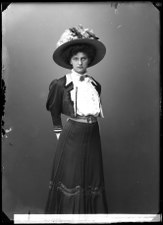Doris Altman, porträtt - SMV - GA035.tif
