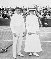 Dorothea koering and heinrich schomburgk, 1912 olympics